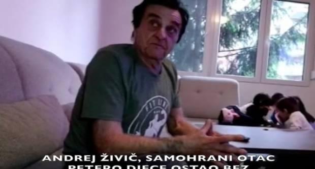 Hrvatska ne želi branitelja s petero maloljetne djece! Pomozimo Andreju