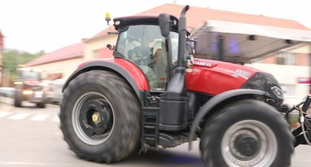 Utrka traktora u Kutjevu i sajam OPG-ova i PG-ova povodom Festivala graševine 2019.