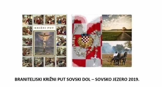 Udruga Put 10. lipnja organizira ʺBraniteljski križni put Sovski Dol - Sovsko jezeroʺ