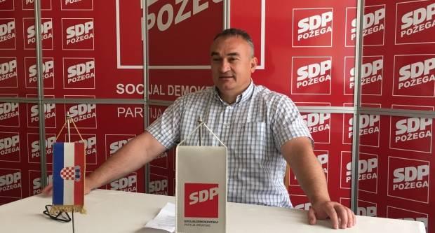 Mitar Obradović o rezultatima SDP-a na izborima za EU parlament u Požeško-slavonskoj županiji