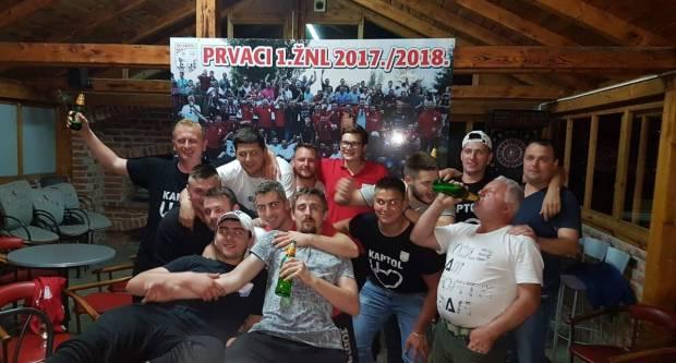 9. lipnja od 18 sati NK Kaptol brani naslov prvaka 1. ŽNL