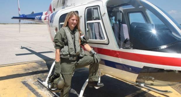 Antonija Trupinić: Žene imaju više preduvjeta i predispozicija da budu vojni piloti