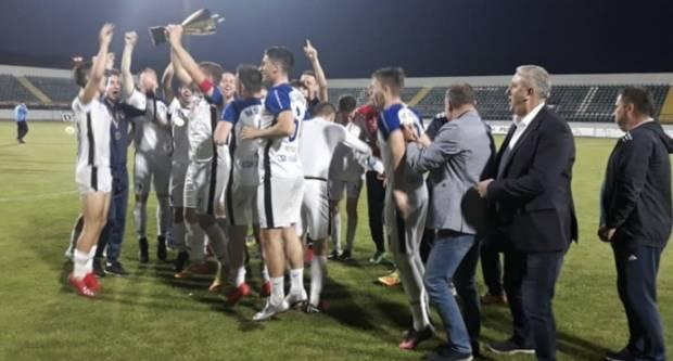 Slavonija pobjednik županijskog kupa zahvaljujući Tomislavu Žuljeviću