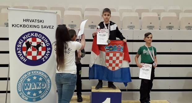 Mladi Brođanin nadmoćno nad svojim suparnicima postao prvak Hrvatske