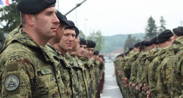 MORH raspisao natječaj za 29 kandidata za časnike