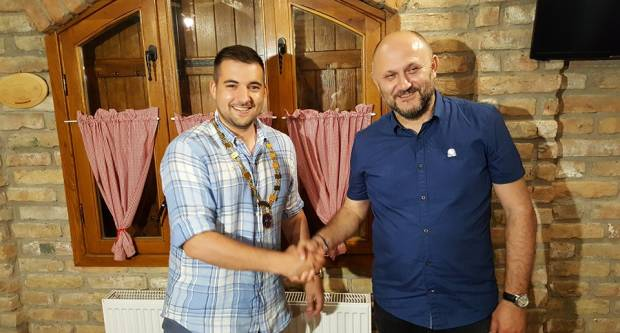 Marko Weber novi je predsjednik Rotary kluba Slavonski Brod