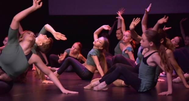 Plesni studio Marine Mihelčić plesnom predstavom počeo slaviti 35. godišnjicu rada