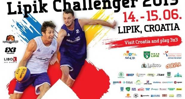 Dvodnevni međunarodni spektakl ulične košarke u Lipiku počinje danas!