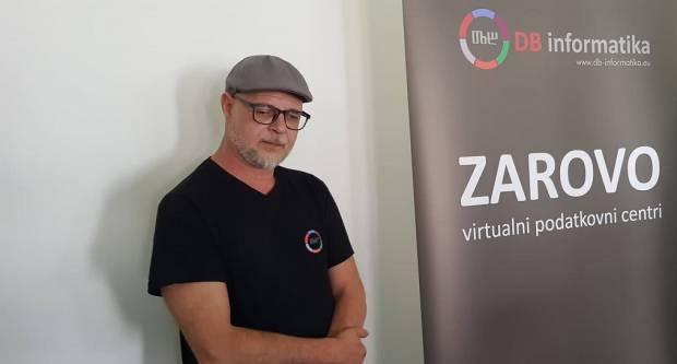 """Predstavljen projekt """"ZAROVO-virtualni podatkovni centar"""" za male i srednje poduzetnike"""