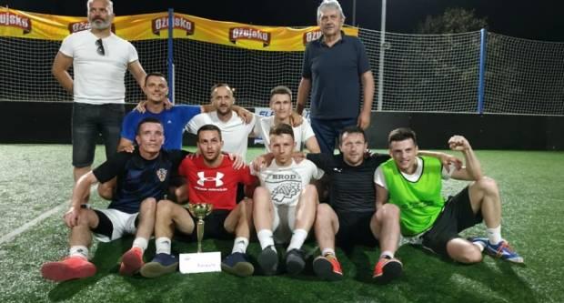 Pismoreklam Caffe bar Vertigo pobjednik 4. MNT ʺOžujsko kupa Vidovci 2019ʺ