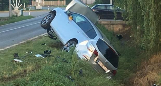 U Završju vozač bio pijan, u Eminovcima vozačica skrivila prometnu pa pobjegla, u Požegi se traži nepoznati vozač..