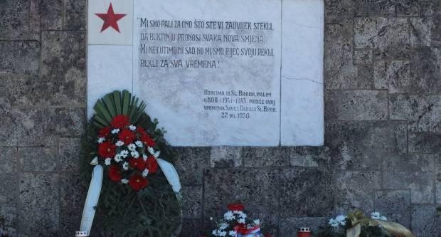ʺZahvaljujući partizanima i NOB-u mi smo vratili Istru, Rijeku, dijelove Hrvatskog primorja s otocima, Dalmaciju s otocima i Međimurjeʺ