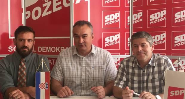 GO SDP-a Požega: ʺ Tko odlučuje čije dijete zadovoljava kriterije upisa u vrtić Grada Požege ??ʺ