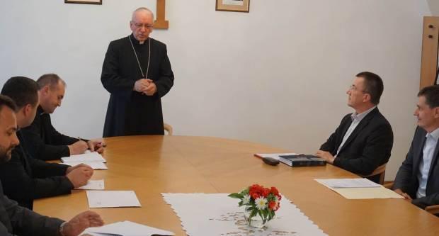Susret ravnatelja katoličkih škola u Požeškoj biskupiji