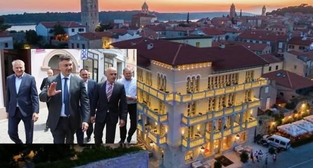 Projekt ʺSlavonija, Baranja i Srijemʺ financira kupnju i adaptaciju hotela na Rabu, ma bravo!!