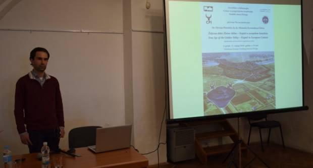 Predavanje o Željeznom dobu Zlatne doline – Kaptolu u požeškom muzeju