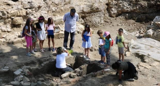 Nastavljeno Coolturno ljeto: Mali arheolozi opet u akciji