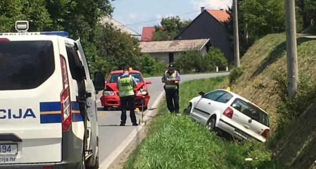 Za jučerašnji sudar u Dervišagi kriv 59-godišnji vozač, pet ljudi lakše ozijeđeno