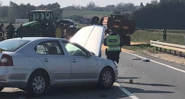 Tijekom jučerašnjeg dana čak četiri prometne nesreće, od toga je dvjema uzrok alkohol