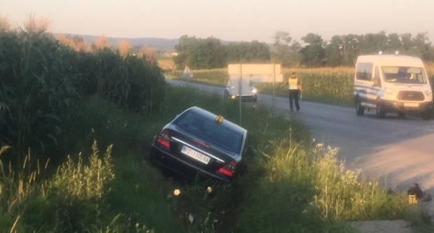 Teška prometna nesreća kod Hrnjevca, više osoba ozlijeđeno