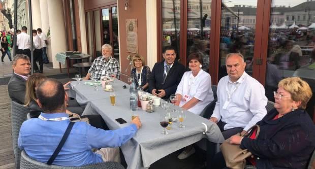 Zamjenik gradonačelnika Ferdinand Troha posjetio mađarski grad Baju i poznatu Bajsku fišijadu