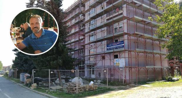 Smrtno stradala osoba u Pakracu prilikom izvođenja građevinskih radova
