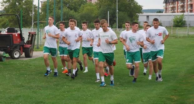 Hajduk Pakrac započeo s pripremama: Minimalne promjene u igračkom i trenerskom kadru