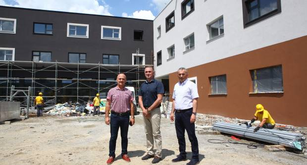 Studentski dom u Požegi bit će u funkciji do kraja godine