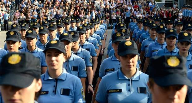 Izmjena ovogodišnjeg natječaja za upis polaznika/polaznica u Program srednjoškolskog obrazovanja odraslih za zanimanje policajac/policajka
