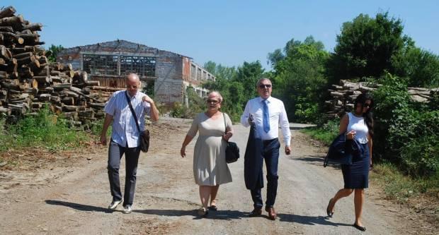 Ministar gospodarstva Darko Horvat u Pakracu: Želja svih je vratiti drvnu industriju u Pakrac