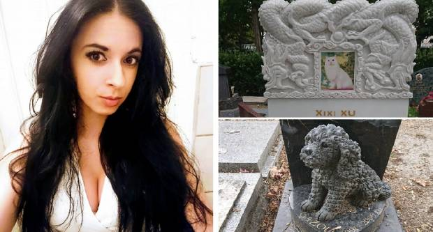Brođanka na groblju kućnih ljubimaca u Parisu! Pogledajte fotke...