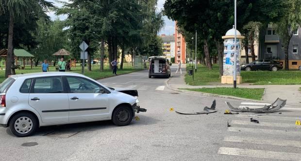 Jučer dvije prometne nesreće u Požegi i Pakracu