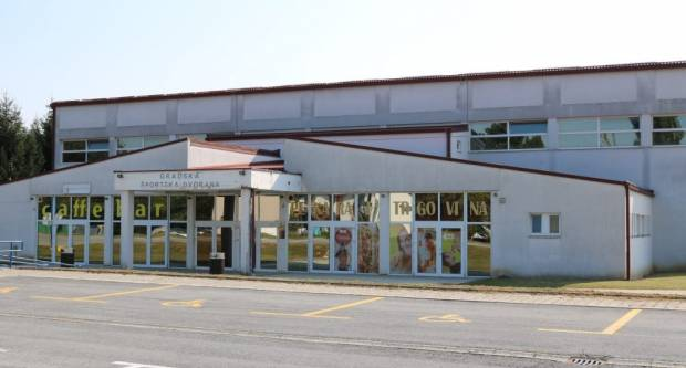 Gradska športska dvorana: Započeli radovi na energetskoj obnovi