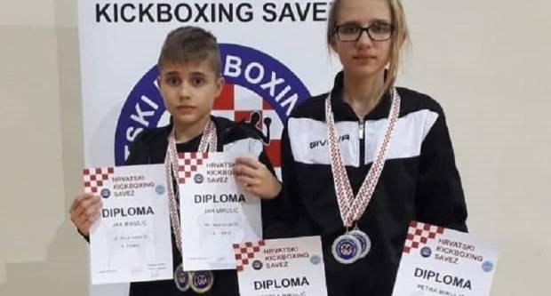 Brođani, brat i sestra udarači! Petra i Jan osvojili 120 medalja u borilačkim sportovima