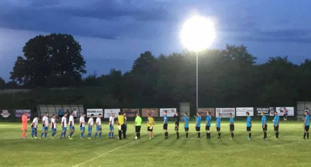 NK ʺVatrogasacʺ iz Grižića pobjednik turnira u Drenovcu