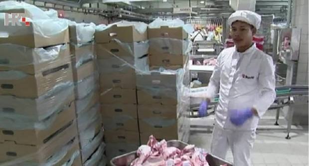 Sedamnaest nepalskih mesara već mjesec dana radi u Slavoniji