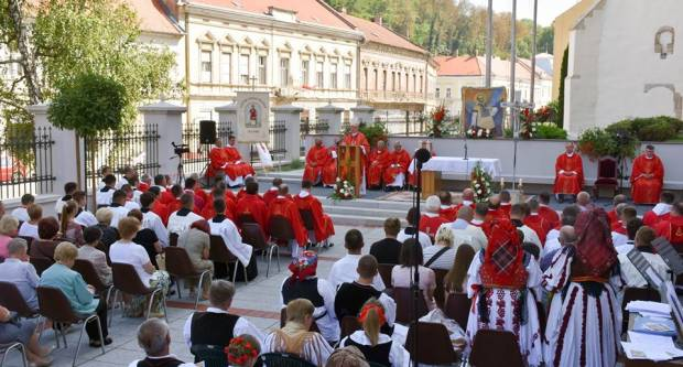 Svetkovina sv. Lovre svečano proslavljena u Požegi