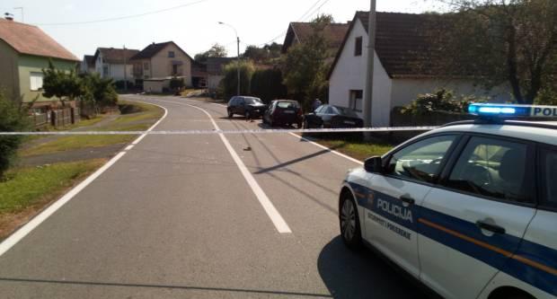 U fontalnom sudaru u Bresnici poginuo muškarac, dvije osobe ozlijeđene