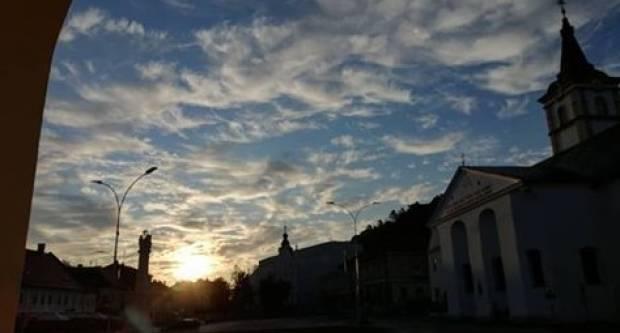 FOTKA DANA: Jutro nad Požegom