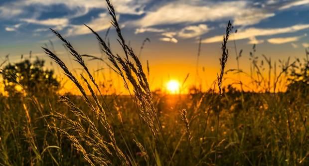 Vrijeme uglavnom sunčano, najviša dnevna temperatura od 25 do 33°C