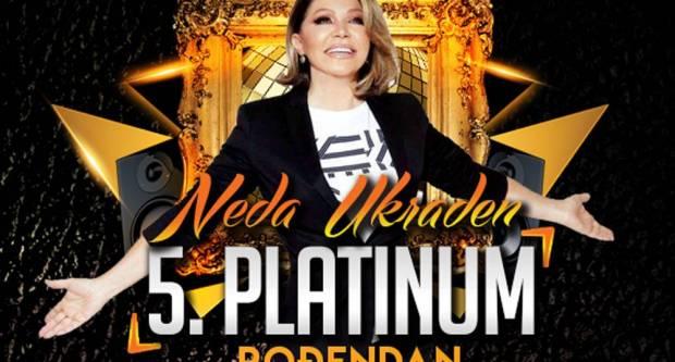 Večeras koncert Nede Ukraden u Platinumu povodom 5. rođendana