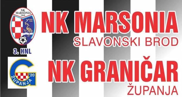 Danas, NK MARSONIA - NK GRANIČAR