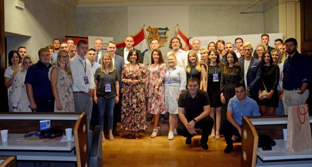 Članovi Savjeta mladih Grada Požege sudjelovali na 5. kongresu savjeta mladih RH u Varaždinu