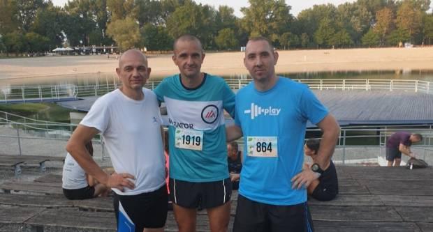 Požeški trkači sudjelovali na 6. Grawe noćnom maratonu u Zagrebu