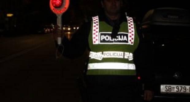 Dva vozača pod utjecajem alkohola, oba prenoćila u policiji