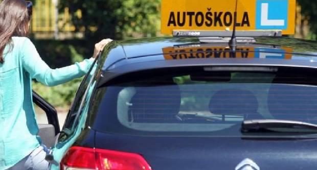 MODERNIZACIJA ISPITA - Vozački će se polagati uz nadzor prometnih kamera