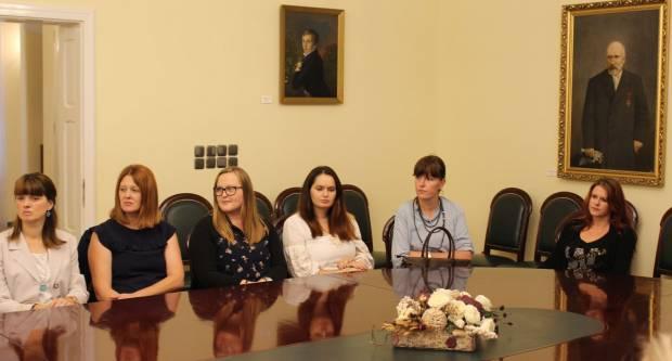 Gradonačelnik Puljašić primio pomoćnike u nastavi