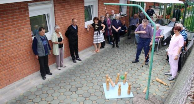 Korisnici Doma za starije i nemoćne u Velikoj ljeto obilježili raznim sportskim i društvenim događanjima