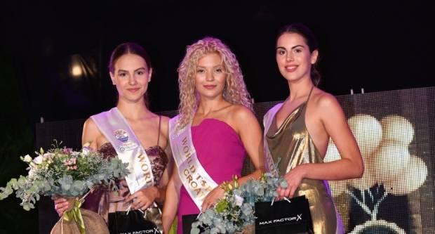 Monika Vojvodić- košarkašica požeških Plamenih postala novi Top model Hrvatske
