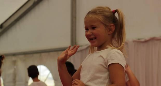 Lijepo vrijeme i nasmiješena dječja lica u Tvrđavi Brod